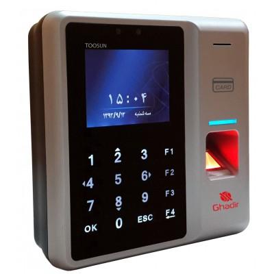 دستگاه حضور و غیاب توسان - سیستم کارت ساعت - دستگاه ساعت زنی